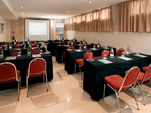 Eurostars Plaza Acueducto - Segovia - Meeting room