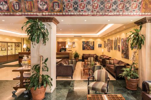Eurostars Las Claras - Salamanca - Lounge