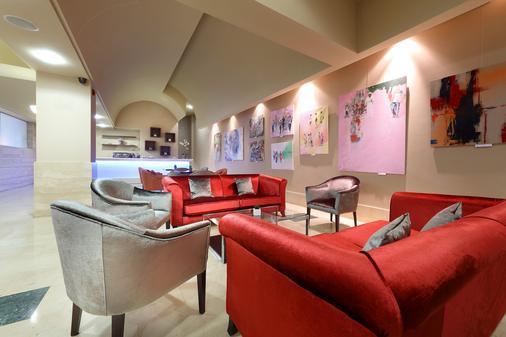 Eurostars Plaza Acueducto - Segovia - Lounge