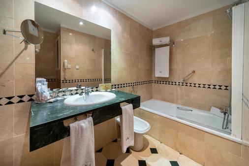 Eurostars Mediterranea Plaza - Alicante - Bathroom
