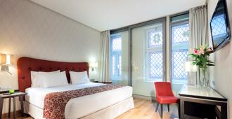 Eurostars Plaza Mayor - Madrid - Bedroom