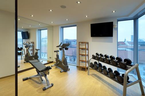 Eurostars Grand Central - Munich - Gym