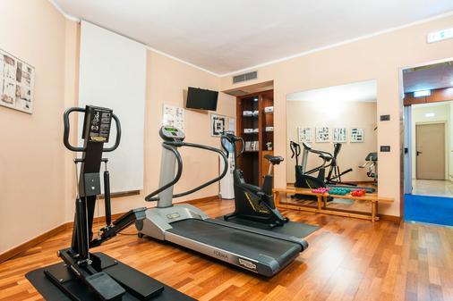 Eurostars Toscana - Lucca - Gym