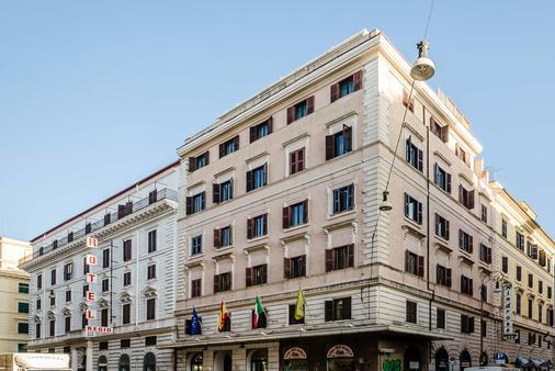 Exe Domus Aurea - Rome - Building