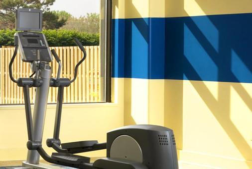 Four Points by Sheraton San Diego - SeaWorld - San Diego - Gym