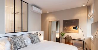 Morgan & Mees - Amsterdam - Bedroom