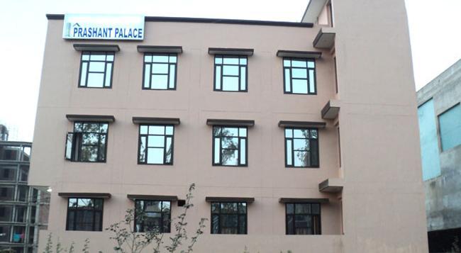 Hotel Prashant Palace - Agra - Building