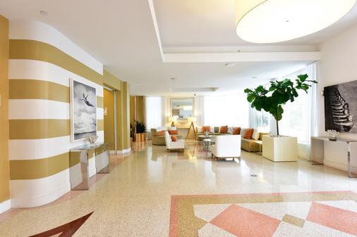 Pestana Miami South Beach - Miami Beach - Lobby