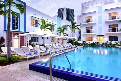 Pestana Miami South Beach - Miami Beach - Pool