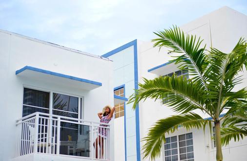 Pestana Miami South Beach - Miami Beach - Balcony
