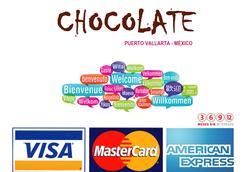Chocolate BnB - Puerto Vallarta - Front desk
