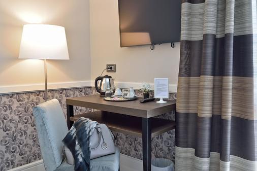 Fragrance Hotel St. Peter - Rome - Bedroom