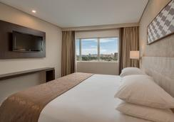 Prodigy Grand Hotel & Suites Berrini - São Paulo - Bedroom