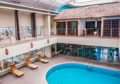 Prodigy Grand Hotel & Suites Berrini - São Paulo - Pool