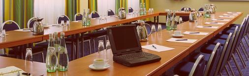 Centro Park Hotel Berlin-Neukölln - Berlin - Meeting room