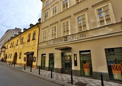Best Western Hotel Pav - Prague - Building