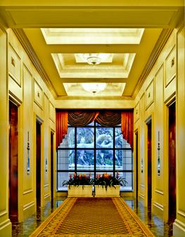 Belmond Charleston Place - Charleston - Hallway