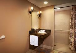 Disney's Caribbean Beach Resort - Lake Buena Vista - Bathroom