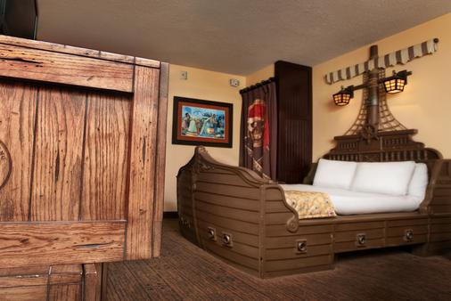 Disney's Caribbean Beach Resort - Lake Buena Vista - Bedroom