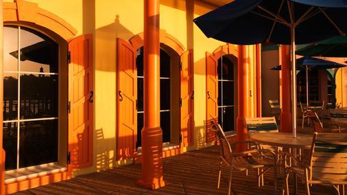 Disney's Caribbean Beach Resort - Lake Buena Vista - Patio
