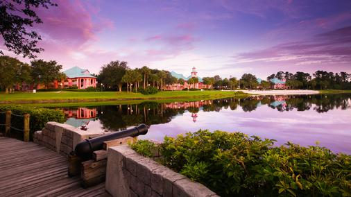 Disney's Caribbean Beach Resort - Lake Buena Vista - Outdoor view