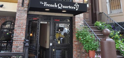 French Quarters Nyc - New York - Building
