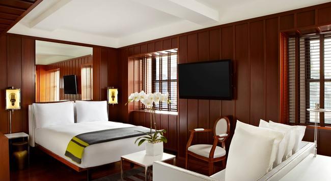 Hudson Central Park, A Morgans Hotel - New York - Bedroom