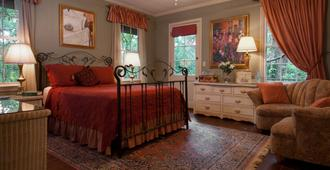 The Stockade Bed and Breakfast - Baton Rouge - Bedroom