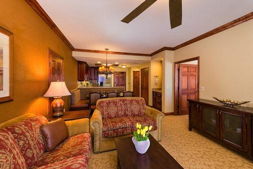 Westgate Park City Resort & Spa - Park City - Living room