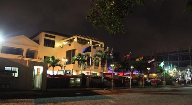 Nirvana Inn - Accra - Building