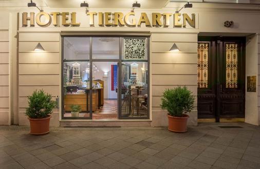 Hotel Tiergarten Berlin - Berlin - Outdoor view