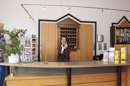 Hotel Tiergarten Berlin - Berlin - Front desk