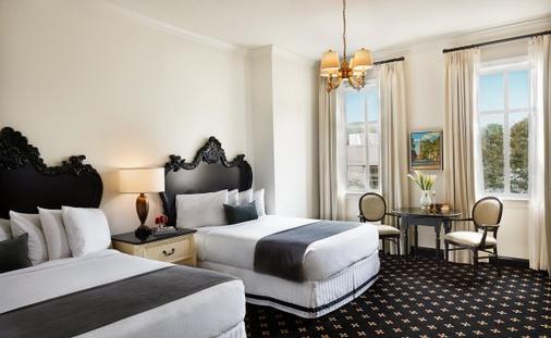 French Quarter Inn - Charleston - Bedroom