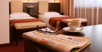 Best Western Hotel Felix - Warsaw - Bedroom