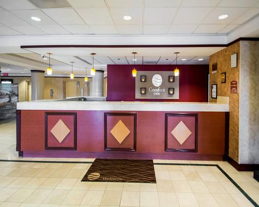 Comfort Inn Maingate - Kissimmee - Front desk