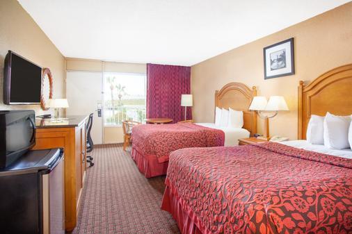 Days Inn by Wyndham, Orlando Downtown - Orlando - Bedroom