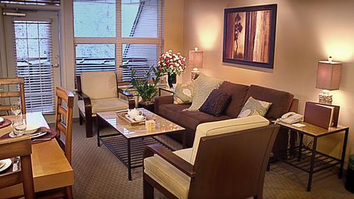 Lake Tahoe Vacation Resort By Diamond Resorts - South Lake Tahoe - Living room