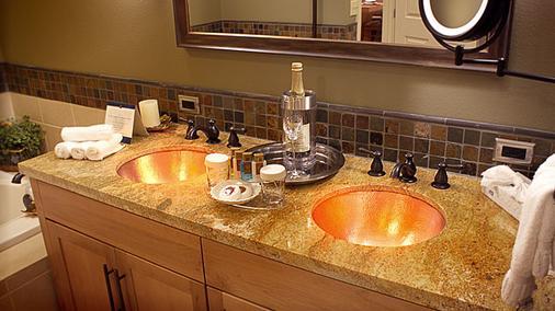 Lake Tahoe Vacation Resort By Diamond Resorts - South Lake Tahoe - Bathroom