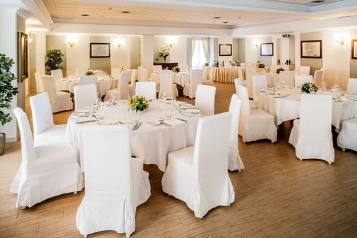 Concord Hotel - Turin - Banquet hall