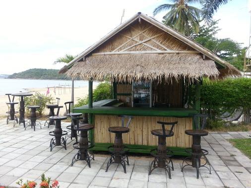 Baan Bophut Beach Hotel - Ko Samui - Bar