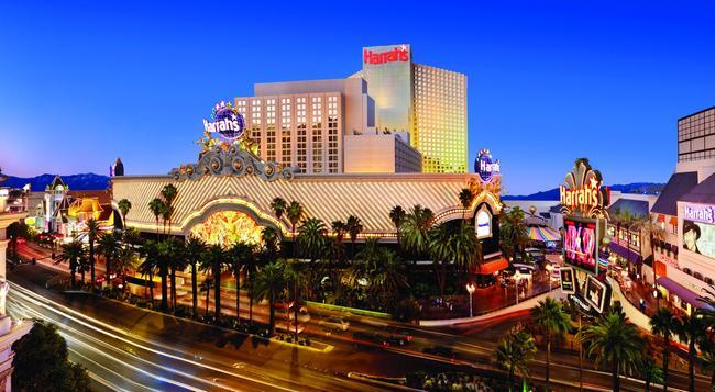 Harrah's Las Vegas Hotel & Casino - Las Vegas - Building