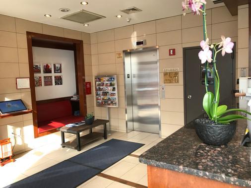 Hotel Mimosa - New York - Lobby