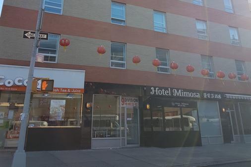 Hotel Mimosa - New York - Building