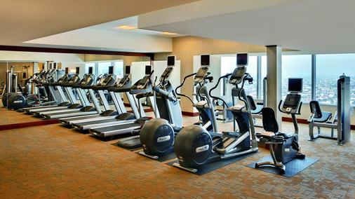 The Ritz-Carlton Los Angeles - Los Angeles - Gym
