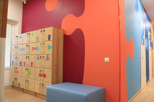 Puzzle Hostel - Tomsk - Hallway