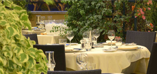 Hotel Victoria Roma - Rome - Restaurant