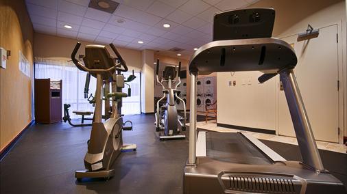 Best Western Executive Inn - Seattle - Gym
