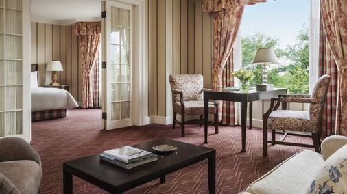 Four Seasons Hotel Boston - Boston - Living room