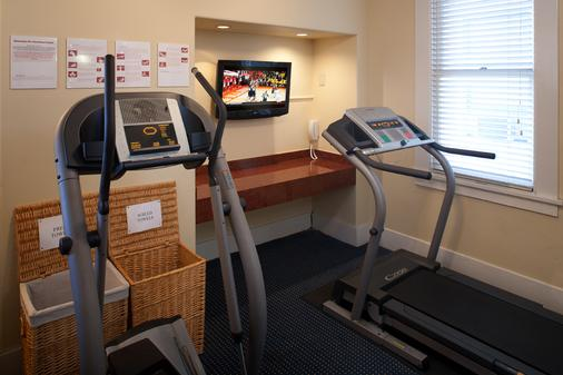 Ramada Gaslamp Convention Center - San Diego - Gym