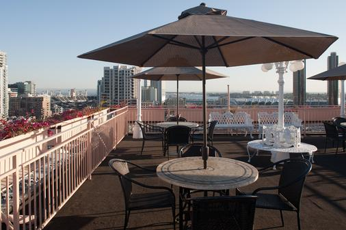 Ramada Gaslamp Convention Center - San Diego - Patio
